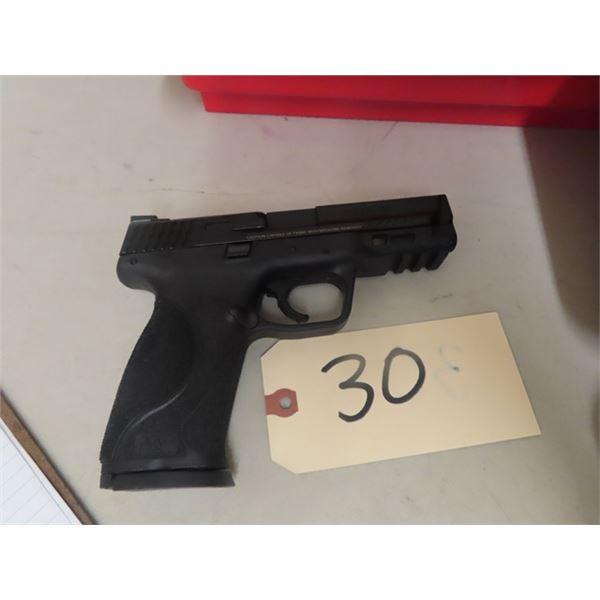 "New Smith & Wesson M & P 2.0 SA 9 MM Luger 4.25 "" Barrel - Hard Case 3 Magazines, Mag  Loader, Holde"