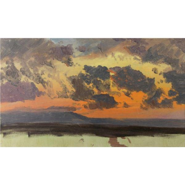 Frederic Edwin Church - Jamaican Sunset