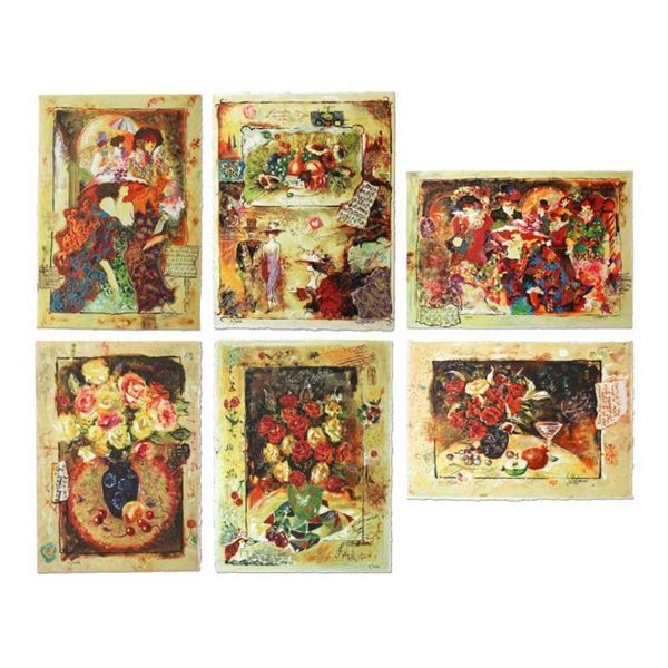 Rendezvous, Friendship, Pleasures, Red Bouquet, Wine and Roses, Sunshine Roses b