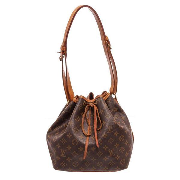 Louis Vuitton Brown Noe Bucket Bag