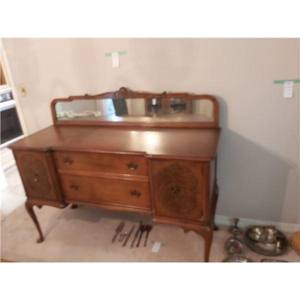 Antique sideboard C