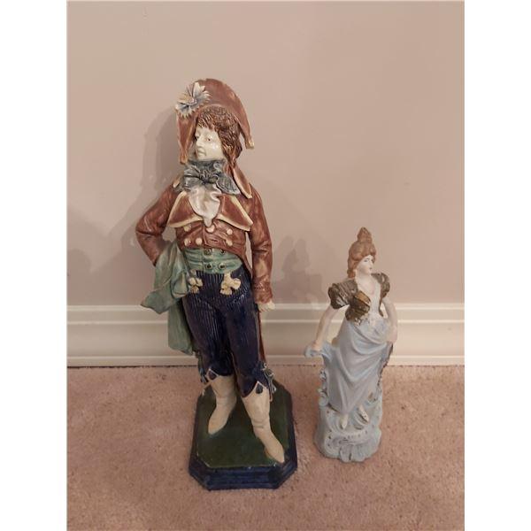 Antique figurines Cat A