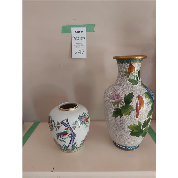 Japanese vases Cat A