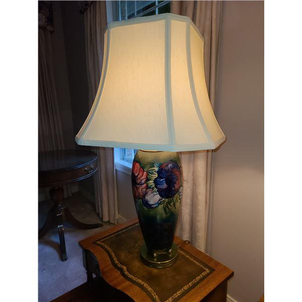 Moorcroft Lamp A