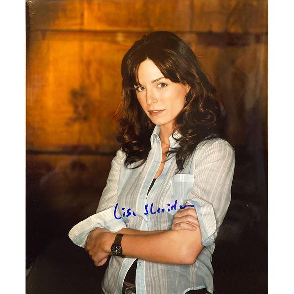 Lisa Sheridan signed photo