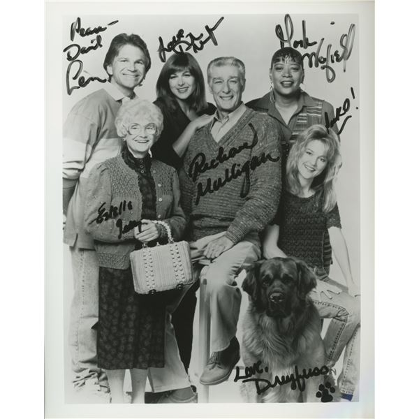 Empty Nest cast signed photo