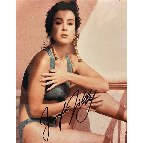 Jennifer Tilly signed photo