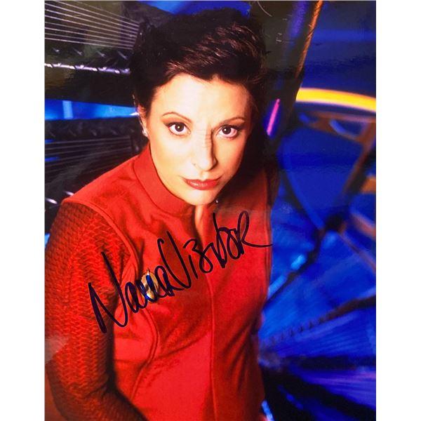 Star Trek: Deep Space Nine Nana Visitor signed photo