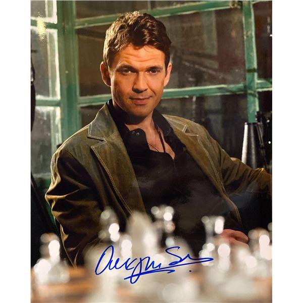 Dougray Scott signed photo