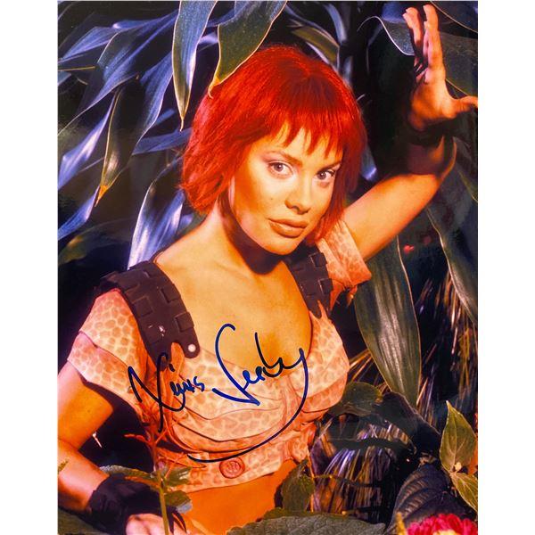 Xenia Seeberg signed photo