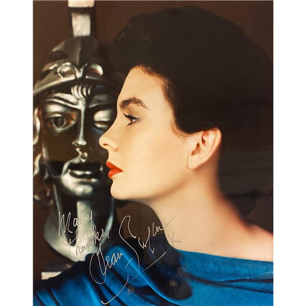 Jean Simmons signed photo