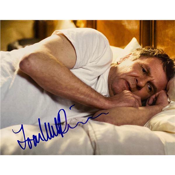 Michael Clayton Tom Wilkinson signed movie photo