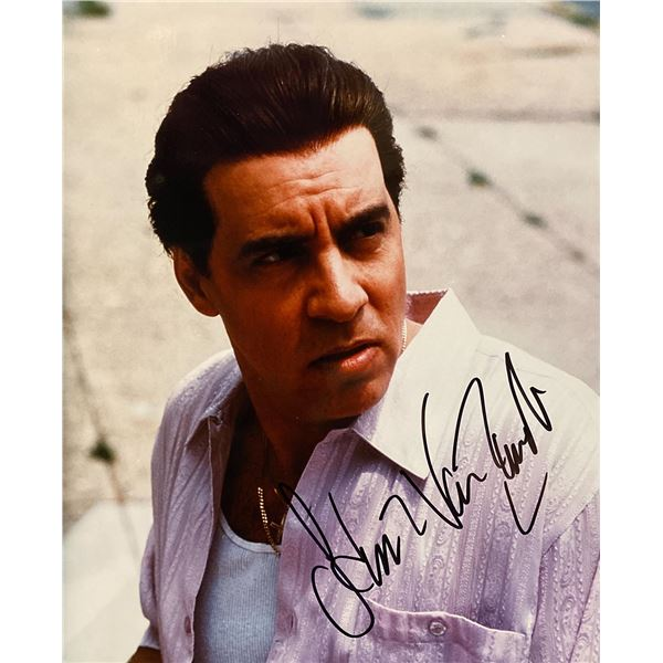Sopranos Steven Van Zandt signed photo