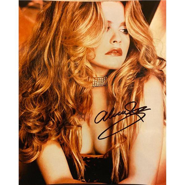 Alicia Silverstone signed photo