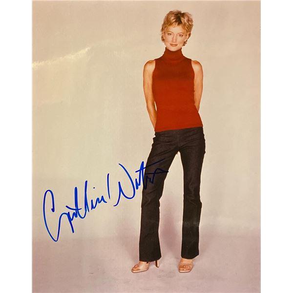 Cynthia Watros signed photo
