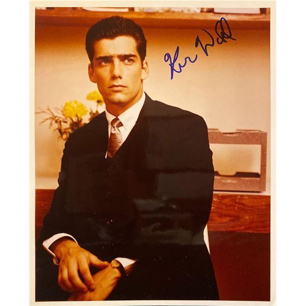 Ken Wahl signed photo
