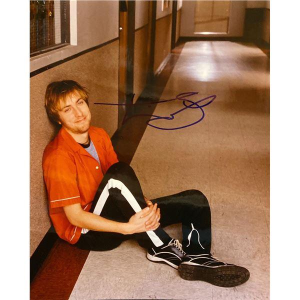 Timm Sharp signed photo