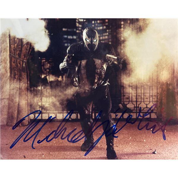 Spawn Michael Jai White signed movie photo