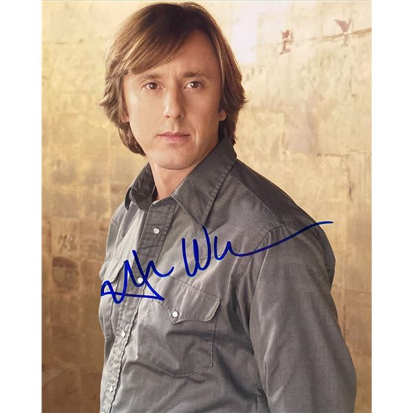 Jake Weber signed photo