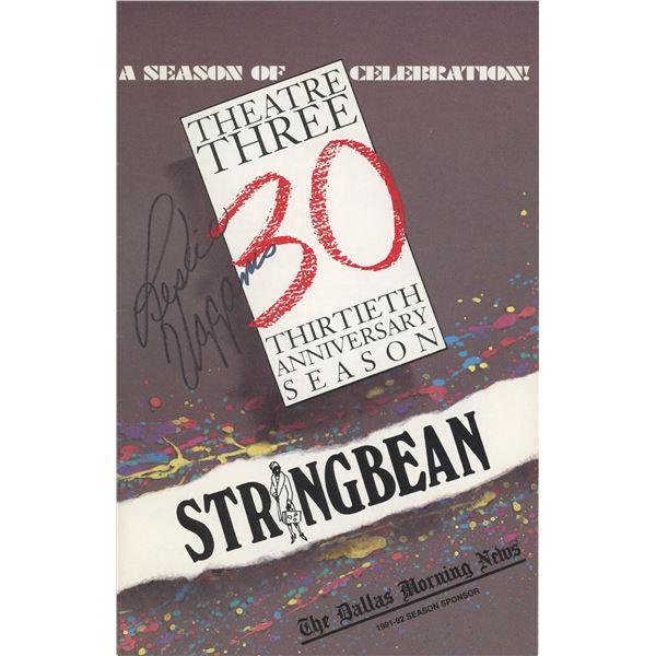 Leslie Uggams signed Stringbean theater program