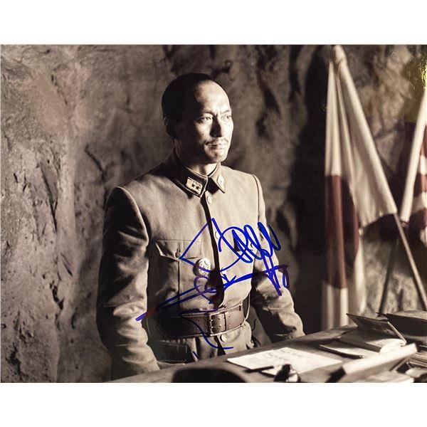 Letters from Iwo Jima Ken Watanabe signed movie photo