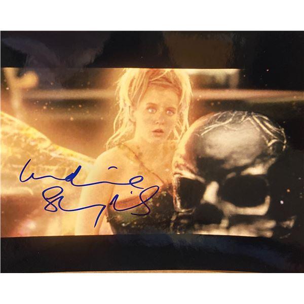 Peter Pan Ludivine Sagnier signed movie photo