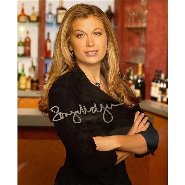 Sonya Walger signed photo
