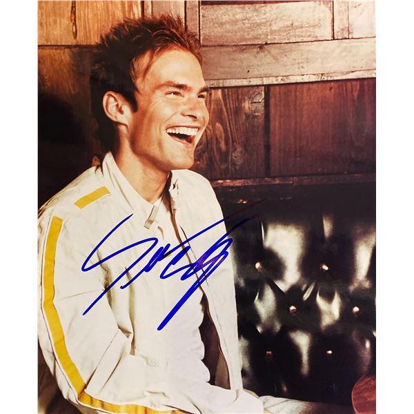 Seann William Scott signed photo