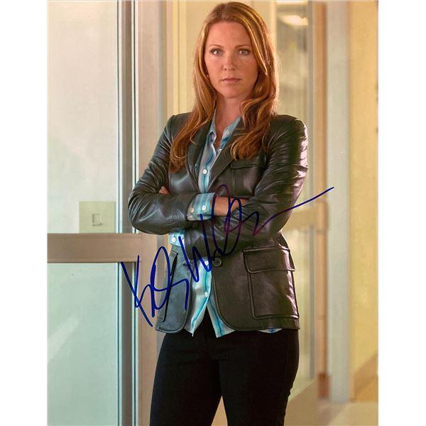 Kelli Williams signed photo
