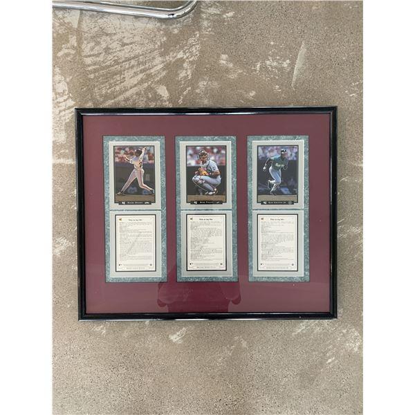 Super Slam Statuegraph Baseball Cards