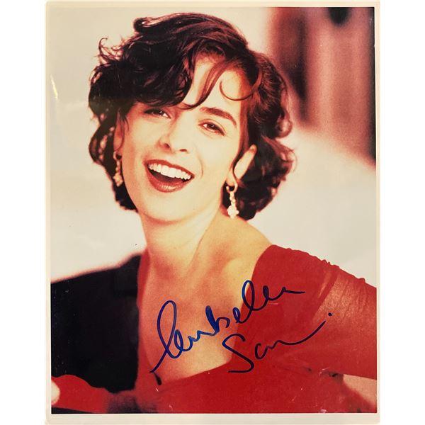 Annabella Sciorra signed photo