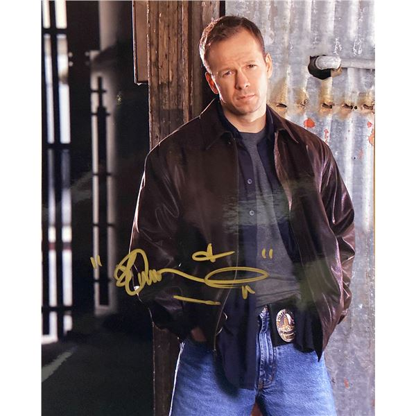 Blue Bloods Donnie Wahlberg signed photo
