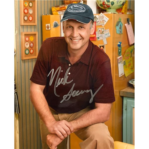 Nick Searcy signed photo