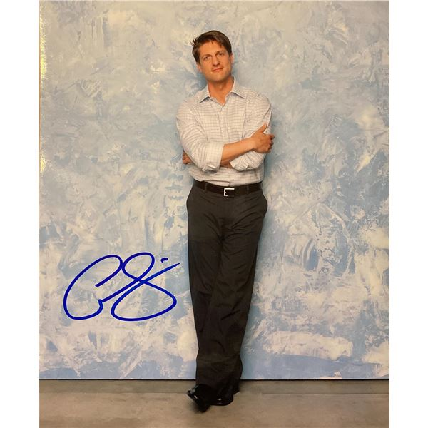 Christopher Sieber signed photo