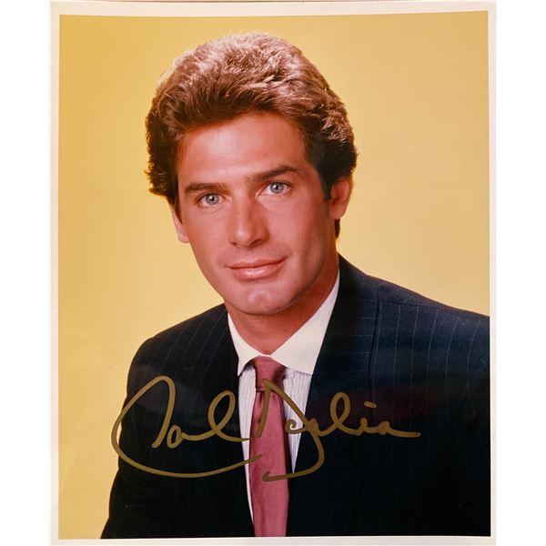 Jack Scalia signed photo