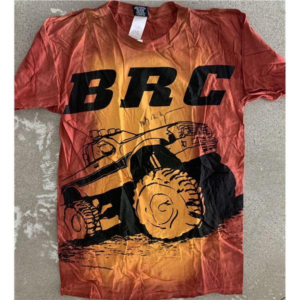 Billy Ray Cyrus signed shirt