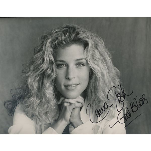 Laura Sisk Wright signed photo