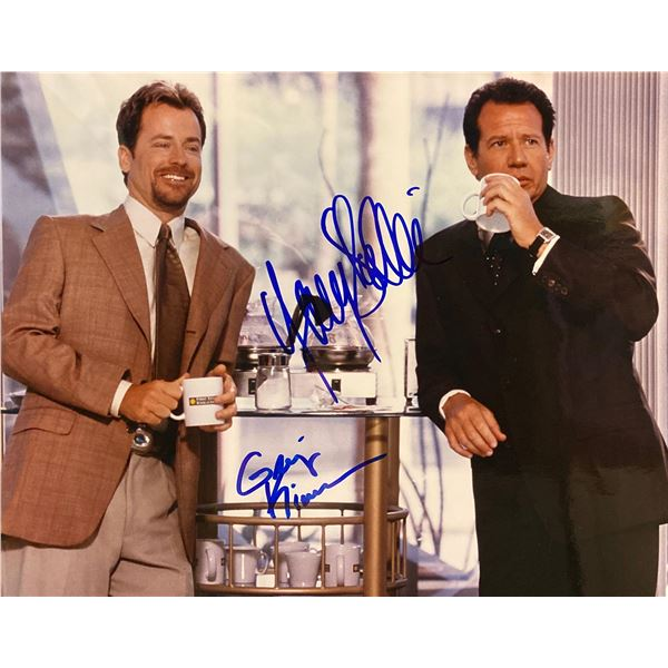 What Planet Are You From? Garry Shandling and Greg Kinnear signed movie photo