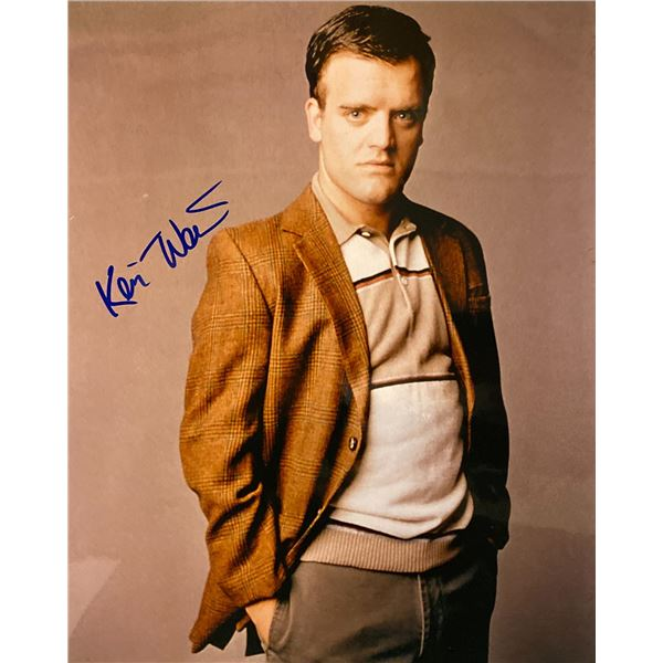 Kevin Weisman signed photo