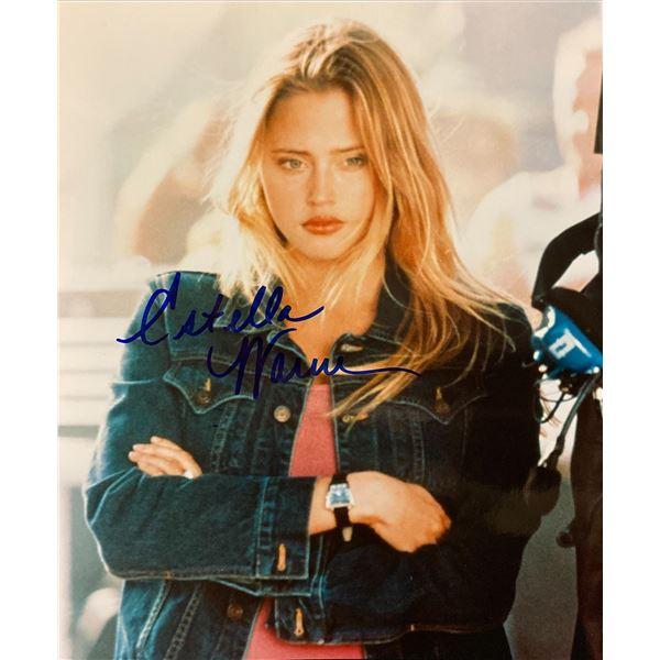 Estella Warren signed photo