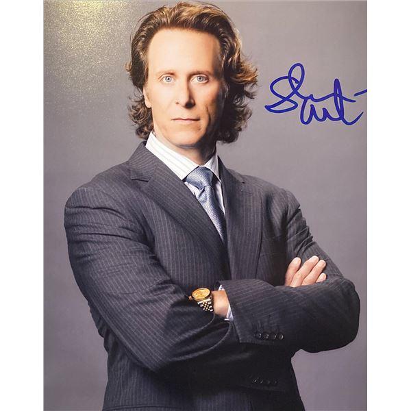 Steven Weber signed photo