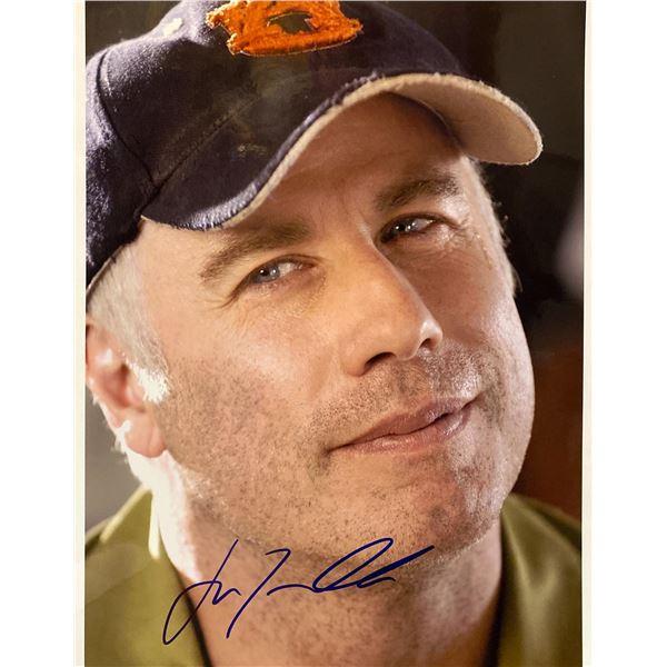 A Love Song for Bobby Long John Travolta signed movie photo