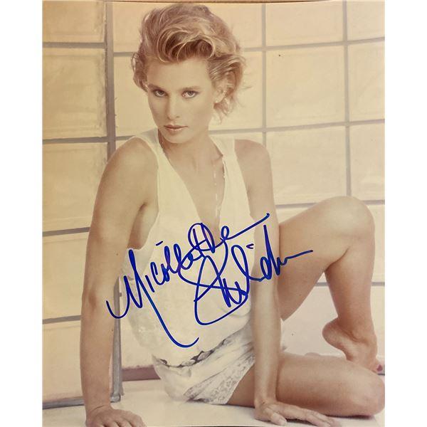 Nicollette Sheridan signed photo