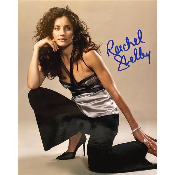 Rachel Shelley signed photo