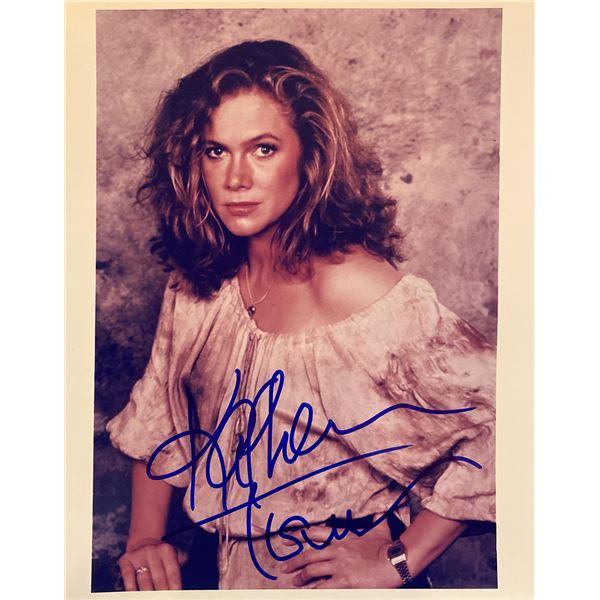 Kathleen Turner signed photo