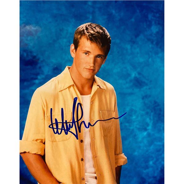 William Lee Scott signed photo