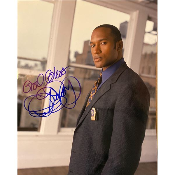 Henry Simmons signed photo