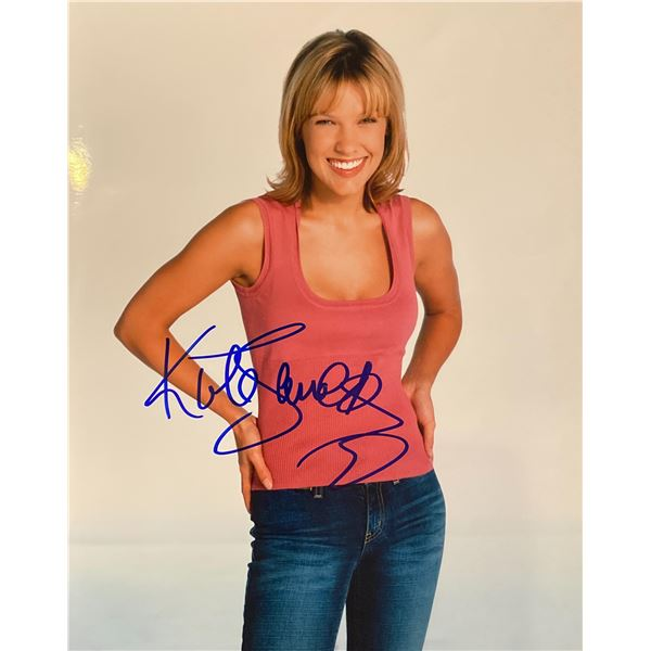 Kiele Sanchez signed photo