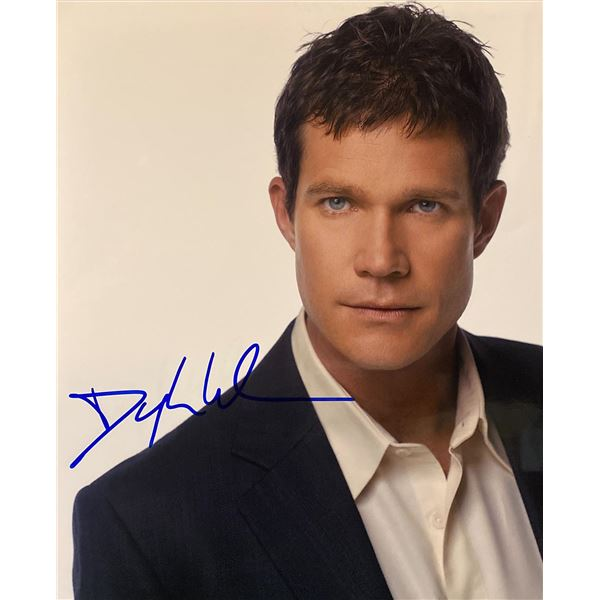 Dylan Walsh signed photo