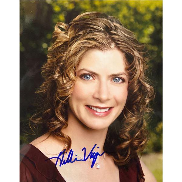 Gillian Vigman signed photo